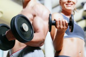 kekuatan otot