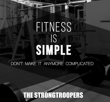 FITNESS IS SIMPLE